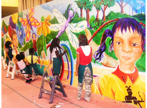 kids-mural