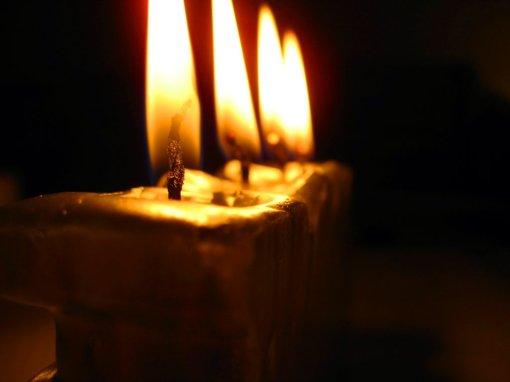 ArtBridges - Four Candles - Uwe Hermann