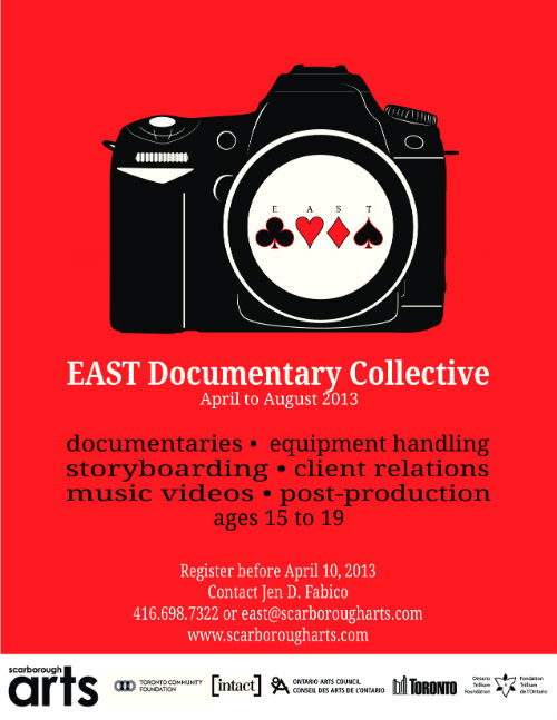 EAST doc collective - (Mar 2013)